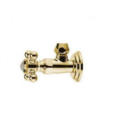 Вентиль угловой Kludi Adlon золото 518434520, фото 2