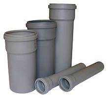 Трубы трехслойные для канализации