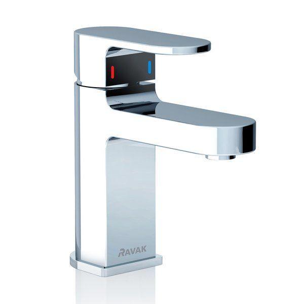 Змішувач для умивальника без відкривання стоку CR 012.00 X070041