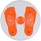 Тренажер балансувальний диск масажний Waisttwisting, фото 3