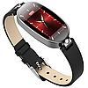 Умные часы фитнес браслет Finow B79 с тонометром и ЭКГ (Черный), фото 5