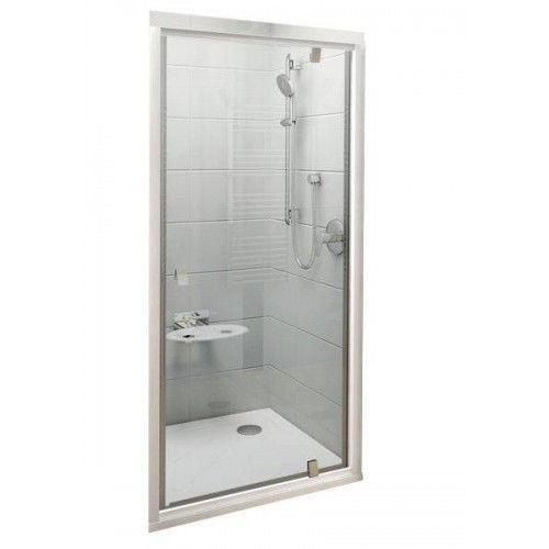 Душовые двери Ravak Pivot PDOP1-80 білий+transparent 03G40100Z1