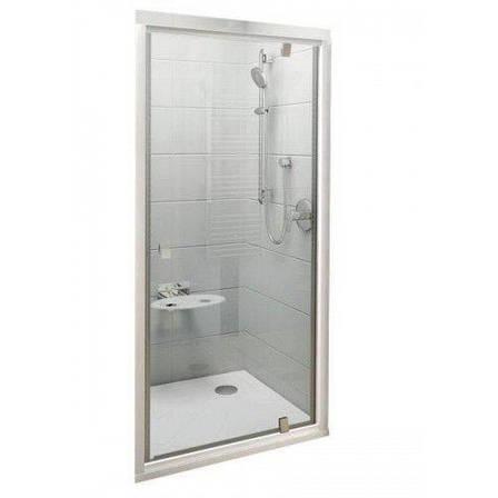 Душовые двери Ravak Pivot PDOP1-80 білий+transparent 03G40100Z1, фото 2