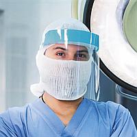 Щиток защитный для лица, защитный экран для лица медицинский, защитный щиток лицевой | сертификаты