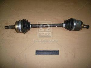 Вал привода колеса ВАЗ 2108 левый в сборе /с гранатами/ (пр-во АвтоВАЗ) (арт. 21080-221501100)