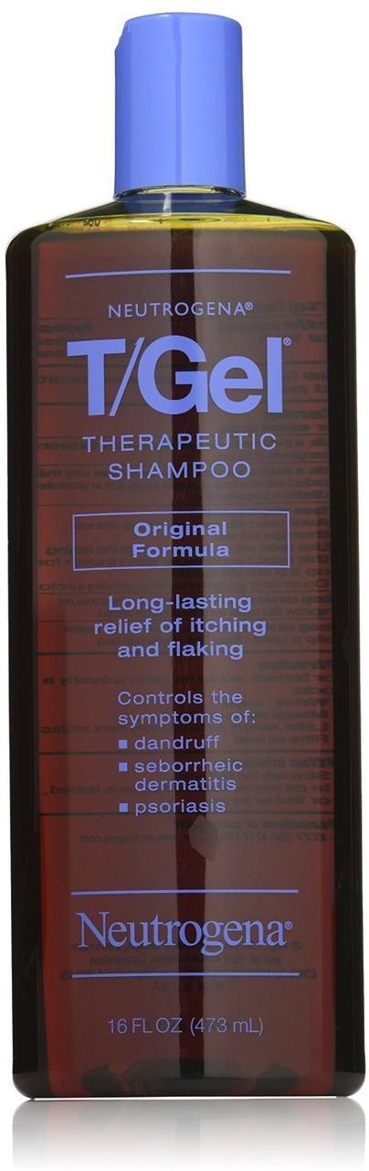 Neutrogena® Терапевтический Шампунь Т/Гель, 473 мл