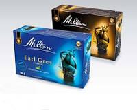 Чай черный с бергамотом Milton Earl Grey Classic 80 пакетиков (Польша)