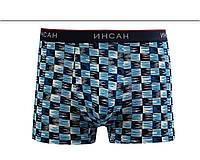 Набор мужских трусов шорты Боксеры Инсан Insamg Indena Размеры XL(50/52), фото 1