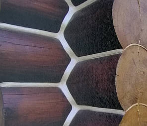 Межшовный герметик для деревянного дома (сруба) ZOBEL Zowo-Seal 5014, орегон, 620 мл, фото 2