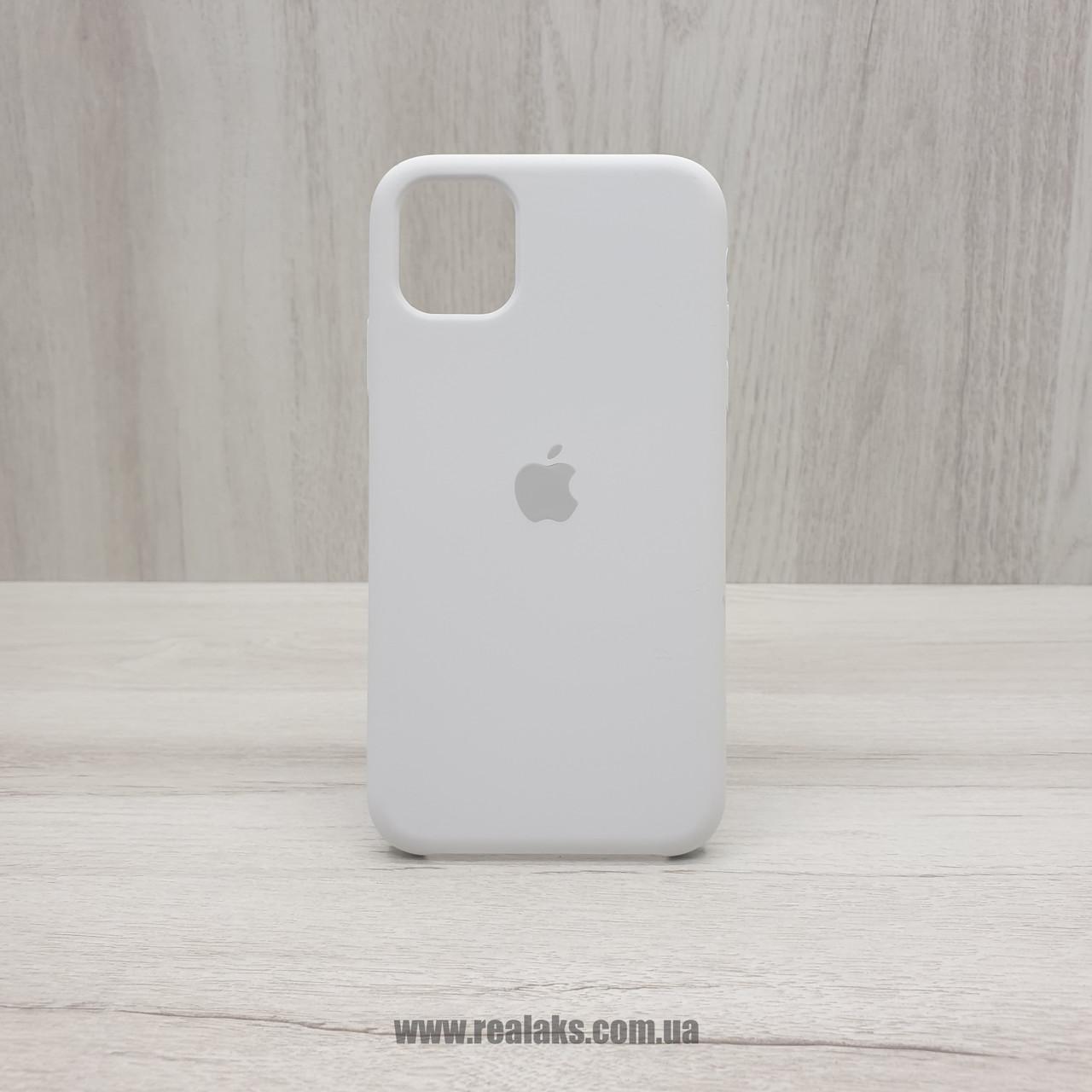 Чехол Silicone Case для Apple iPhone 11