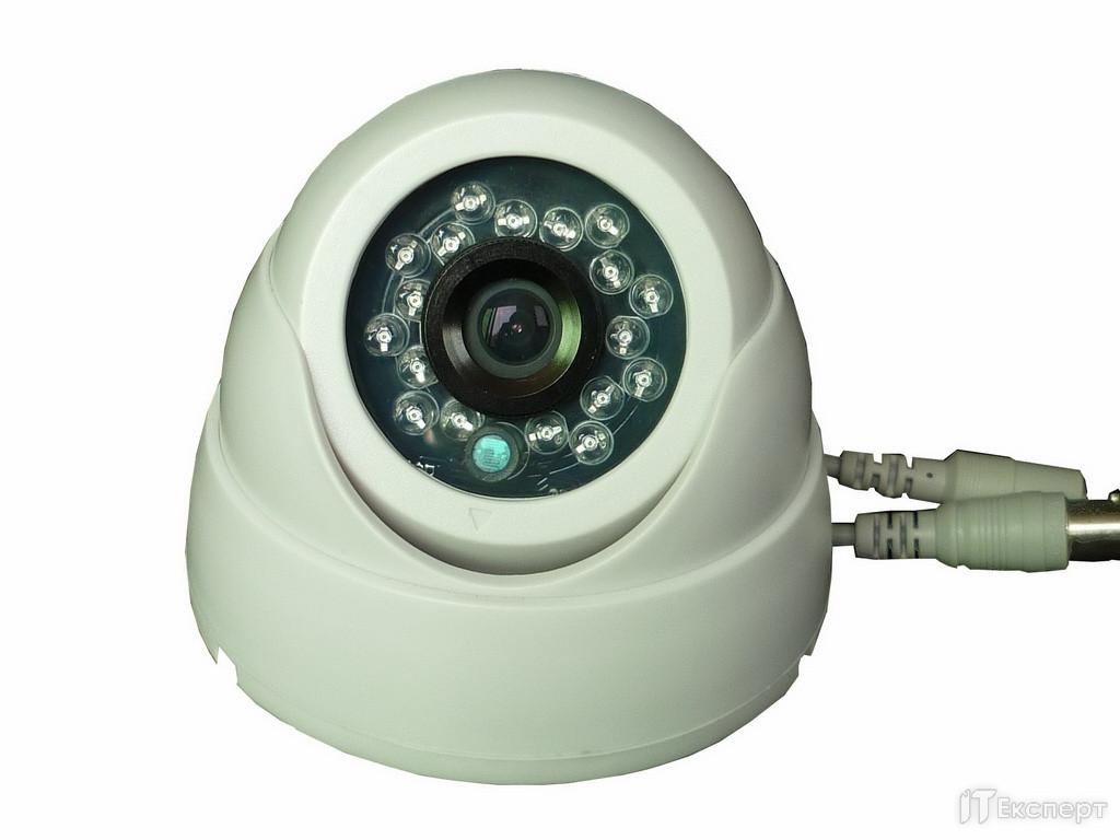 Камера купольная Teswell TS-329С10-AHD-1.7-IR