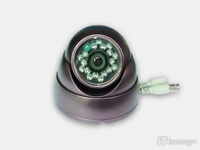 Камера купольная Teswell TS-121C12 AHD