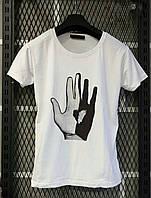 Футболка женская футболка жіноча футболка