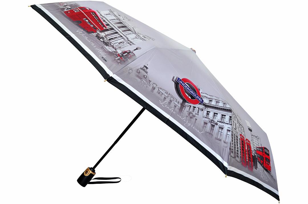 Женский зонт Три Слона ( полный автомат ) арт. 250A-02