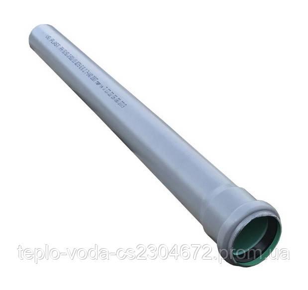 Труба тришарова 50х315 для каналізації