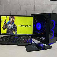 Игровой компьютер Intel core i5-3470 + GTX 1060 3Gb + RAM 8Gb + SSD 120Gb + HDD 500Gb