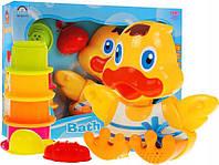 Игрушка для ванны, для купания Водопад Уточка 8823