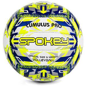 Волейбольний м'яч Spokey Cumulus Pro 927516 (original) Польща