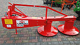Косарка роторна Lisicki 1,65 м Польща, фото 3