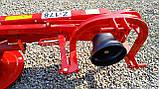 Косарка для мінітрактора роторна Lisicki 1,1 м з захистом, фото 2