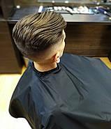 Пеньюар парикмахерский VSETEX | Накидка для клиента салона красоты, фото 4