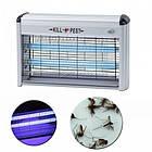 Електричний знищувач комах і комарів Pest Killer Lesko PK-16A пастка-відлякувач потужність 16 Вт, фото 4
