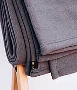 Плед флисовый Vsetex 146х146 | для террасы, фото 2