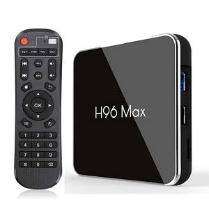 Smart TV приставка Android H96 Max X2 (4G/32G) official