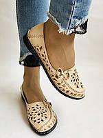 PSC. Удобные! Женские туфли -балетки из натуральной кожи.Турция. Размер 39 Супер комфорт.Vellena, фото 2