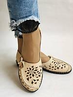 PSC. Удобные! Женские туфли -балетки из натуральной кожи.Турция. Размер 39 Супер комфорт.Vellena, фото 3