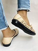PSC. Удобные! Женские туфли -балетки из натуральной кожи.Турция. Размер 39 Супер комфорт.Vellena, фото 5