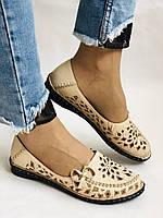 PSC. Удобные! Женские туфли -балетки из натуральной кожи.Турция. Размер 39 Супер комфорт.Vellena, фото 10