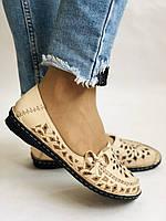 PSC. Удобные! Женские туфли -балетки из натуральной кожи.Турция. Размер 39 Супер комфорт.Vellena, фото 6