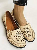 PSC. Удобные! Женские туфли -балетки из натуральной кожи.Турция. Размер 39 Супер комфорт.Vellena, фото 9