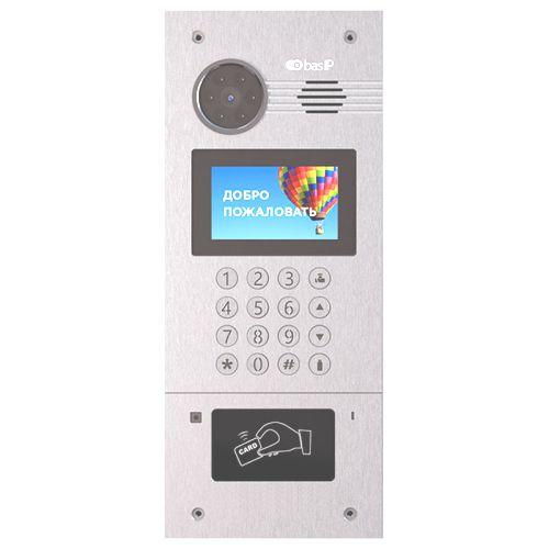 IP видеопанель Bass-IP AA-07B/H v4