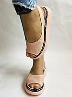 Супер комфорт! Женские кожаные босоножки .Размер 36. 37.38,40. Турция Магазин Vellena, фото 9