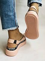 Супер комфорт! Женские кожаные босоножки .Размер 36. 37.38,40. Турция Магазин Vellena, фото 6