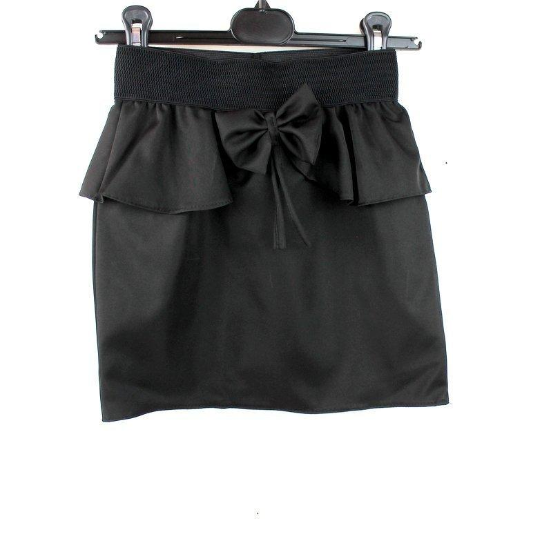 Черная юбка школьная Баско тм Vdags размер 122,128,140
