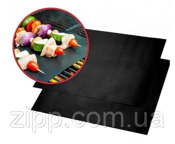 Антипригарний килимок гриль мат BBQ grill sheet 33*40 см