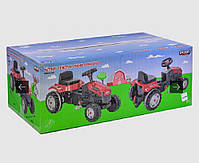 Трактор педальный 07-314, фото 4
