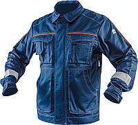 """Куртка """"AURUM Antistat Blue""""(60% хлопок, 39% полиэстер, 1% Carbon)"""