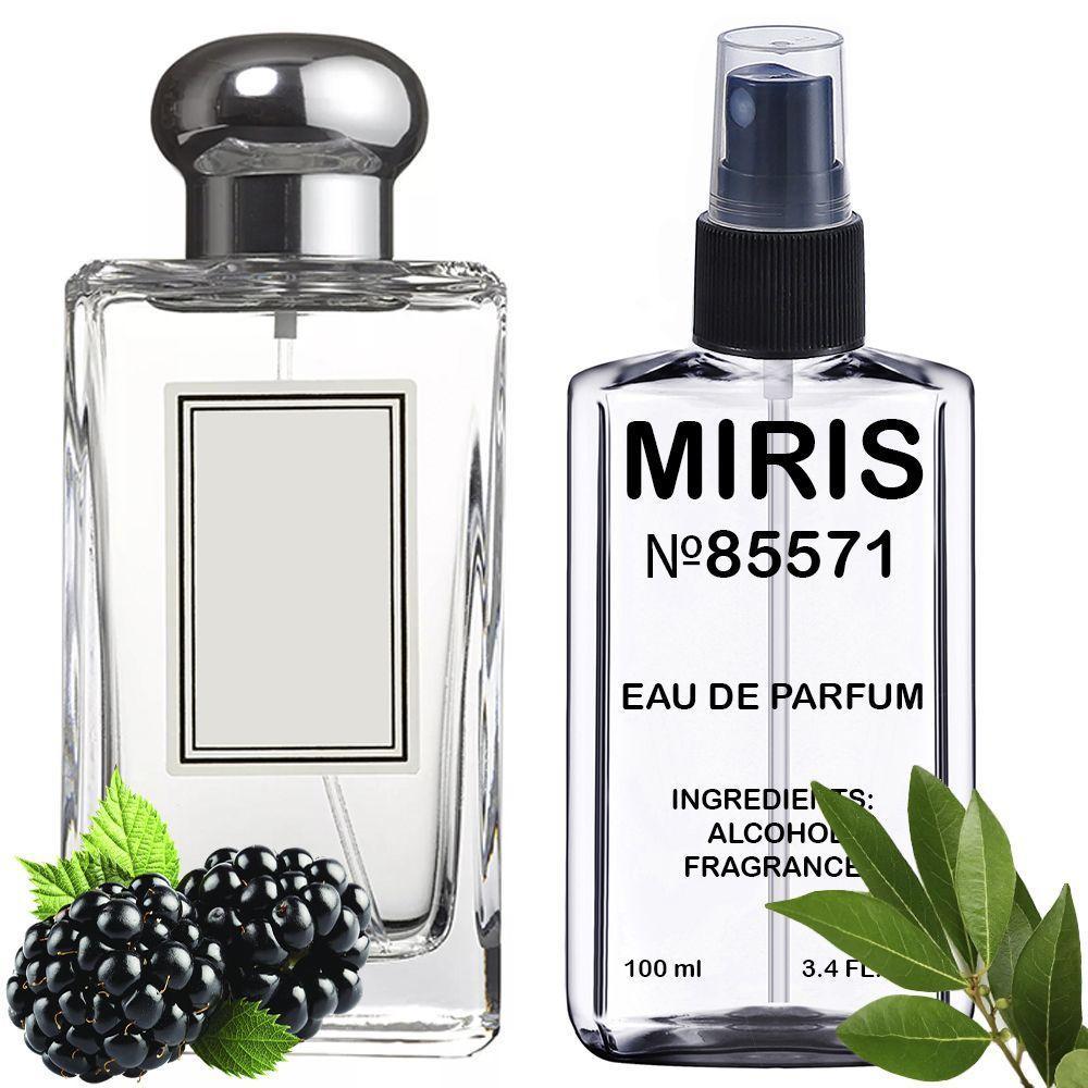 Духи MIRIS №85571 (аромат схожий на Jo Malone Blackbery Bay) Унісекс 100 ml