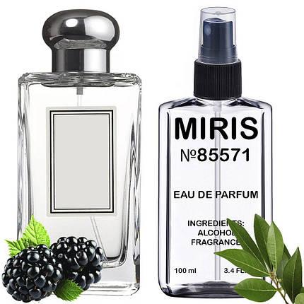 Духи MIRIS №85571 (аромат схожий на Jo Malone Blackbery Bay) Унісекс 100 ml, фото 2