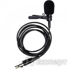 Микрофон BIG N16BLACK  BIG ПЕТЛИЧКА