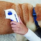 Электрическая расческа для животных Flea Doctor с функцией уничтожения блох, фото 3