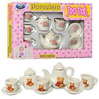 Набор Посуда чайный сервиз, 9предметов, 2вида, в кор-ке, 17,5-11,5-3,5см