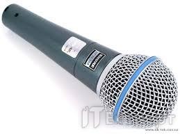 Микрофон Shure BETA58A