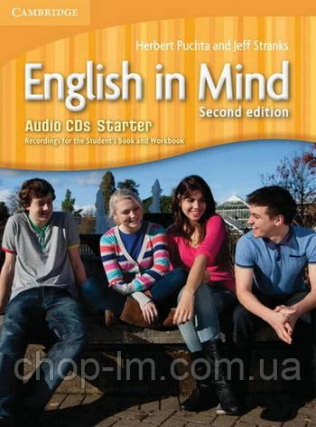 Аудио диск English in Mind Second Edition Starter Audio CDs / Cambridge, фото 2