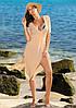Длинное пляжное платье на запах (11 расцветок в размерах S-XL), фото 2