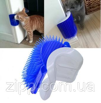 Інтерактивна іграшка - чесалка для кішок Hagen Catit Self Groom